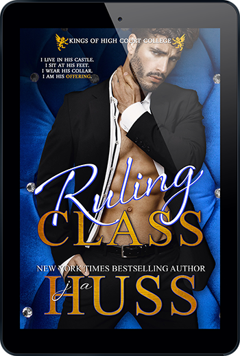 new release by JA Huss