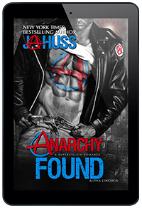 free book by JA Huss